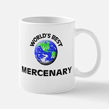 World's Best Mercenary Mug