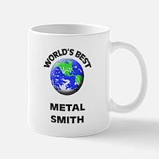 World's Best Metal Smith Mug