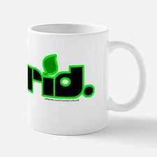 HYBRID - Logo on white Mug