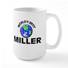 World's Best Miller Mug