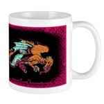 Twin Dragon Mug
