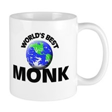World's Best Monk Mug