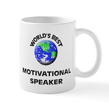 World's Best Motivational Speaker Mug