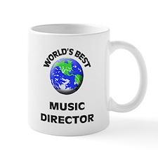 World's Best Music Director Mug