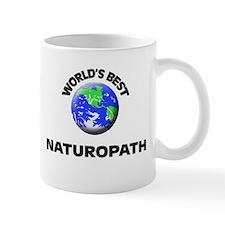 World's Best Naturopath Mug