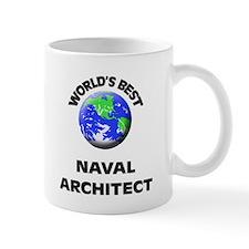 World's Best Naval Architect Mug