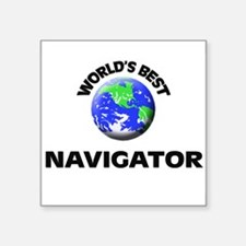World's Best Navigator Sticker