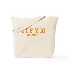 IIFYM Tote Bag
