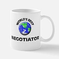 World's Best Negotiator Mug