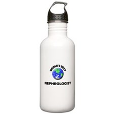 World's Best Nephrologist Water Bottle