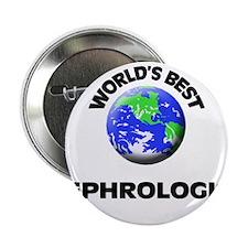 "World's Best Nephrologist 2.25"" Button"
