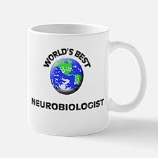 World's Best Neurobiologist Mug