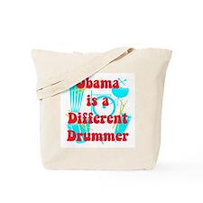Barack & Roll / Different Drum Tote Bag
