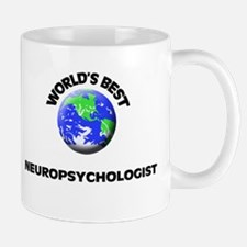 World's Best Neuropsychologist Mug
