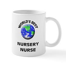 World's Best Nursery Nurse Mug