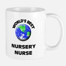 World's Best Nursery Nurse Mug