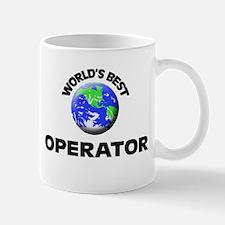 World's Best Operator Mug