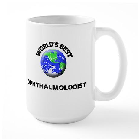 World's Best Ophthalmologist Mug