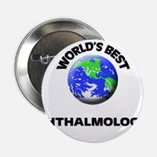 "World's Best Ophthalmologist 2.25"" Button"