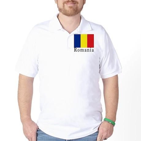 Romania Golf Shirt