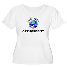 World's Best Orthopedist Plus Size T-Shirt