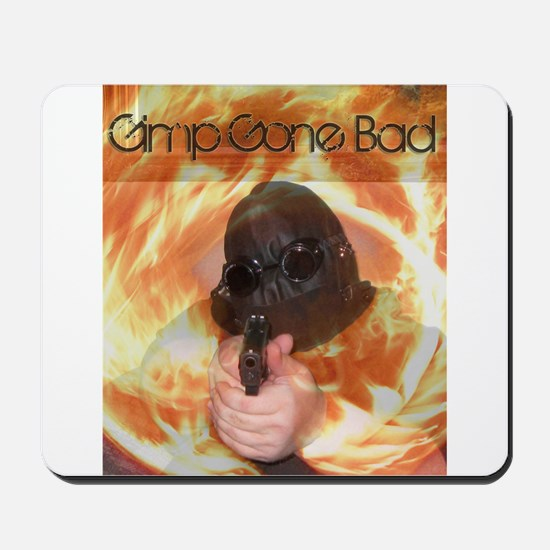 Gimp Gone Bad Mousepad