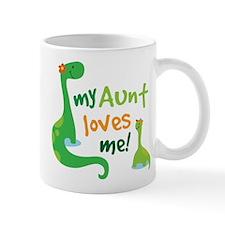 My Aunt Loves Me Mug