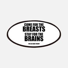 Breasts and Brains Patches