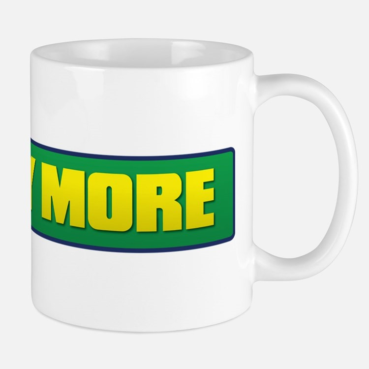 Chuck Buy More Mug Mugs