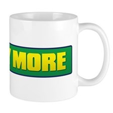 Chuck Buy More Small Mugs