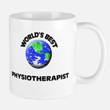 World's Best Physiotherapist Mug