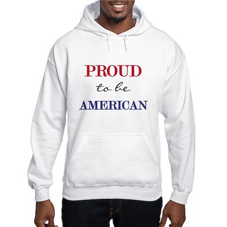 American Pride Hooded Sweatshirt