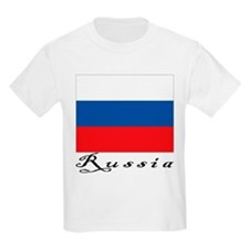 Russia Kids T-Shirt