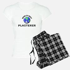 World's Best Plasterer Pajamas