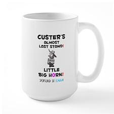 CUSTERS ALMOST LAST STAND - VIAGRA! Mug
