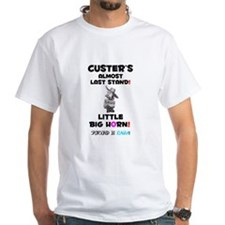 CUSTERS ALMOST LAST STAND - VIAGRA! T-Shirt