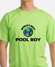World's Best Pool Boy T-Shirt