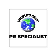 World's Best Pr Specialist Sticker