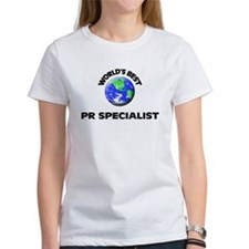 World's Best Pr Specialist T-Shirt
