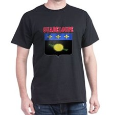 Guadeloupe Coat Of Arms Designs T-Shirt