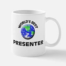 World's Best Presenter Mug