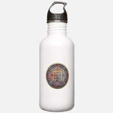 Mandala one Sports Water Bottle