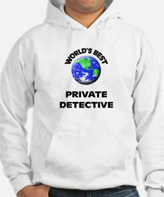 World's Best Private Detective Hoodie
