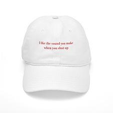 I-like-sound-you-make-bod-burg Baseball Baseball Cap