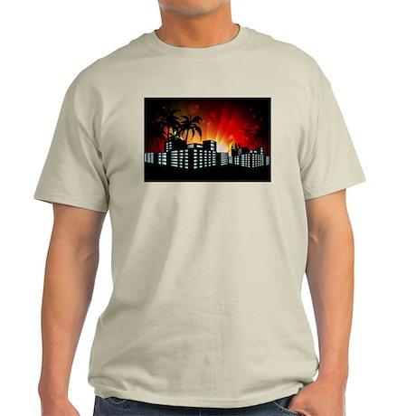city ??at night T-Shirt