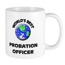 World's Best Probation Officer Mug