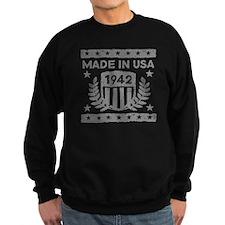 Made In USA 1942 Sweatshirt