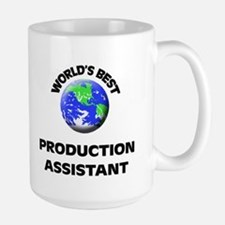 World's Best Production Assistant Mug