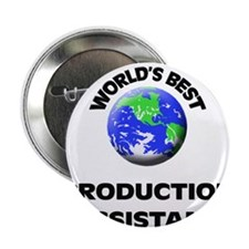 "World's Best Production Assistant 2.25"" Button"