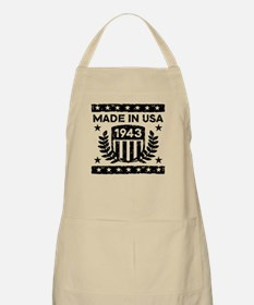 Made In USA 1943 Apron